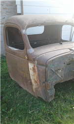 33 Chevrolet windshield