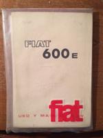 Manual Fiat 600e