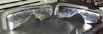 Uñas Paragolpe Delantero Chevrolet Impala 62
