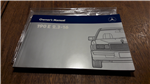 Original owners manual Mercedes Benz 190e 2.3-16