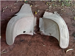 Ford T 1922 front mudguard