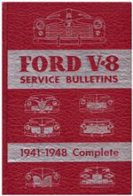 Libro Ford V8 Antiguo Manual Mantenimiento