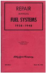 Libro Ford V8 Manual Del Sistema Combustible
