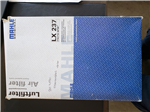 Filtro Aire Mahle Lx237
