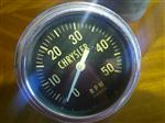 Chrysler speedometer