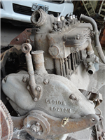 Motor Dedion Bouton 1905