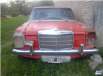 Carroceria  Mercedes Benz 220 D