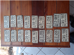 Patentes Antiguas Sin Colocar