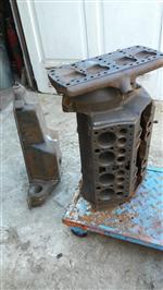V8 Flathead engine