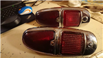Peugeot 403 headlights