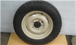 Tire 600x16willys Ika Jeep Watertight With Cover