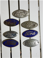 Insignias Ford A