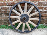 Wheel 21 Ford T