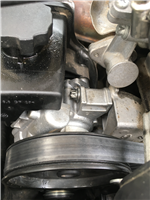 Hydraulic Address Pump M Benz