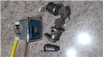 R21 Cylinder & Lock Set
