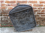 Radiator and Mask Ford T