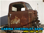 Chevrolet Toad Cab
