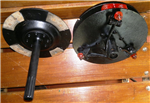 Clutch and Rugby Plate