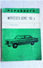 Bereve Repair Manual Mercedes Benz 190 C
