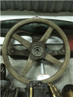 Volante Antiguo Madera