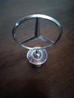 Insignia Rebatible Mercedes Benz