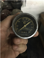 Velocimetro Antiguo