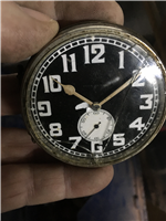 Reloj Hora Tablero