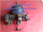 Carburador Ford T