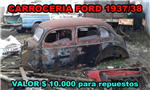 Carroceria Ford 1938