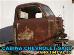 Cabina Chevrolet Sapo