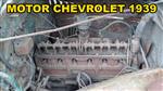 Motor Chevrolet 1939