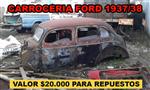 Carroceria Ford Sedan