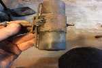 Maquina Limpiaparabrisas Años 20