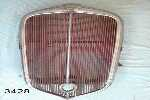 Mascara O Parrilla Automovil Chevrolet 1931 Al 34