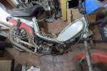 Moto 50 Cc. Restaurar Repuestos Motorizaciones Vs. Liquido