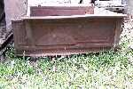 Caja Carga Ford T 1926 Y 1927