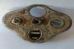 Tablero Con Reloj Ford A 1929