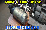 Burro Arranque 0km Para Motor Perkins