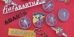 Abarth Cisitalia Badges