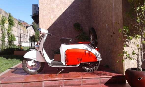 Moto Garelli 1960