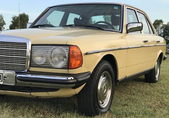 Mercedes Benz W123 240d 1979 Usd 12500 En100326