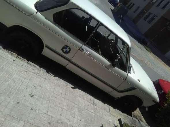 Auto BMW 2002 1968