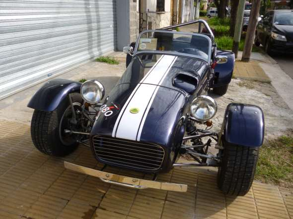 Auto Lotus 7