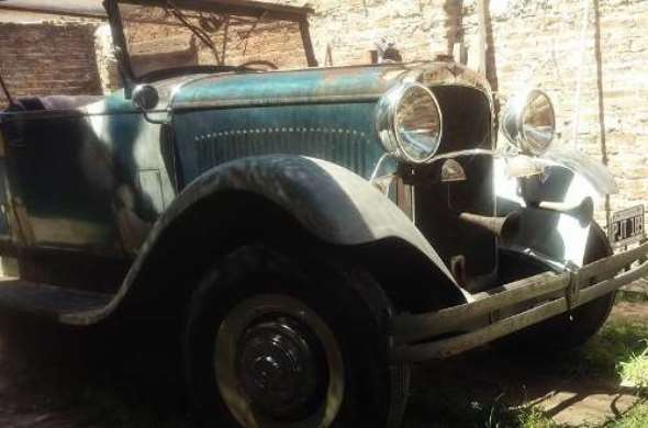 Auto Dodge Brothers 1929
