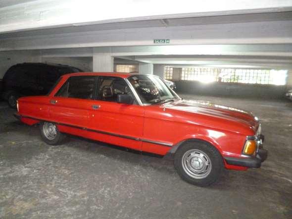 Auto Ford Falcon 1985