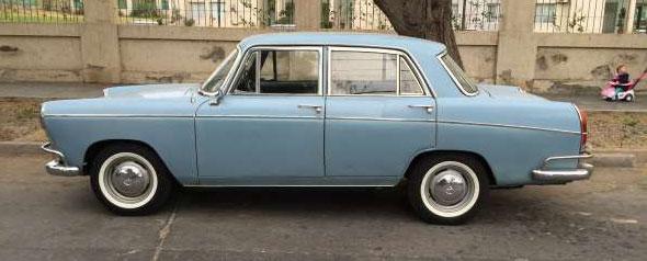 Auto Morris 1967