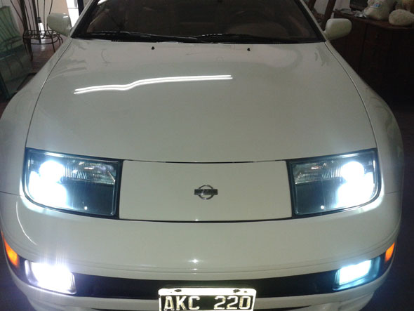Auto Nissan 300ZX Twinturbo
