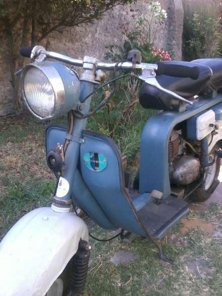 Moto Bessone 1961