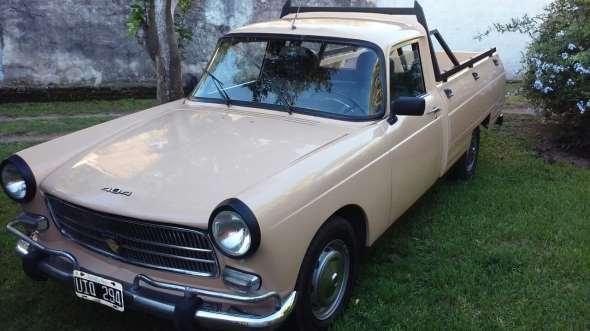 Auto Peugeot 404 Pick Up