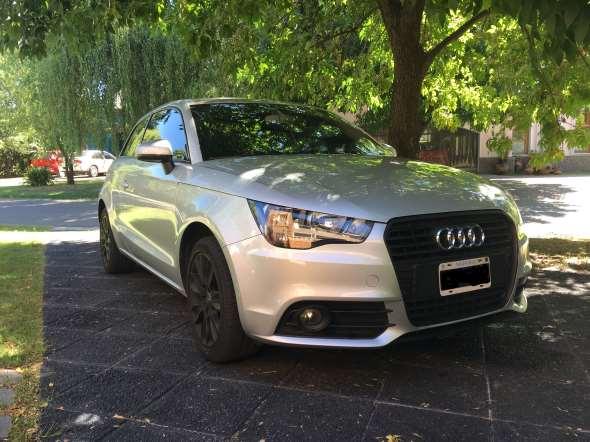 Auto Audi A1 Stronic